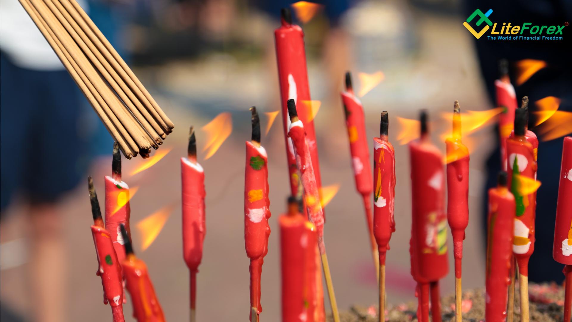 Cambio nel programma di trading in connessione con la celebrazione del giorno della luce pura Ching Ming Festival in Cina