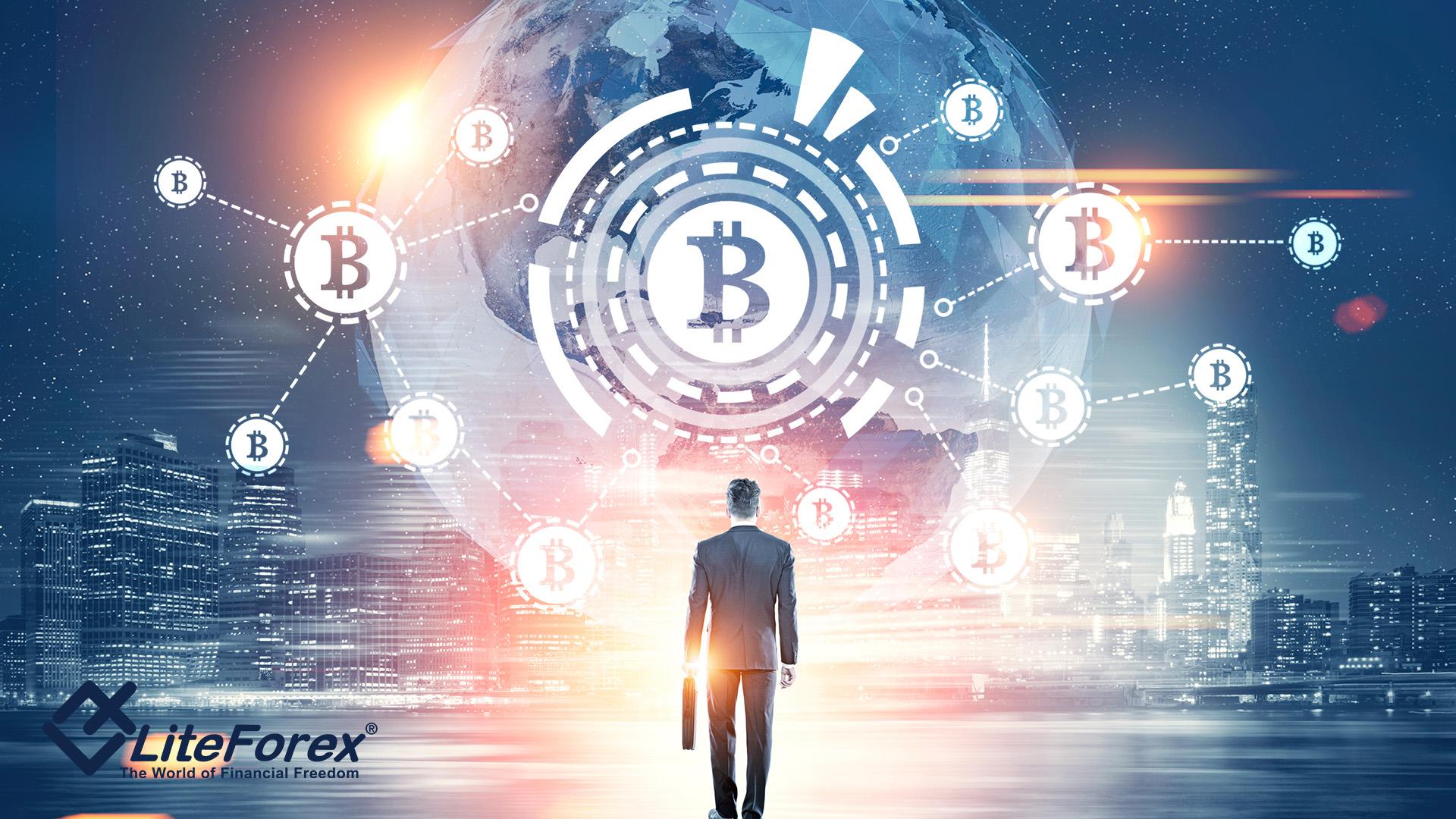 Svolta digitale LiteForex ha lanciato il commercio di criptovaluta Bitcoin!