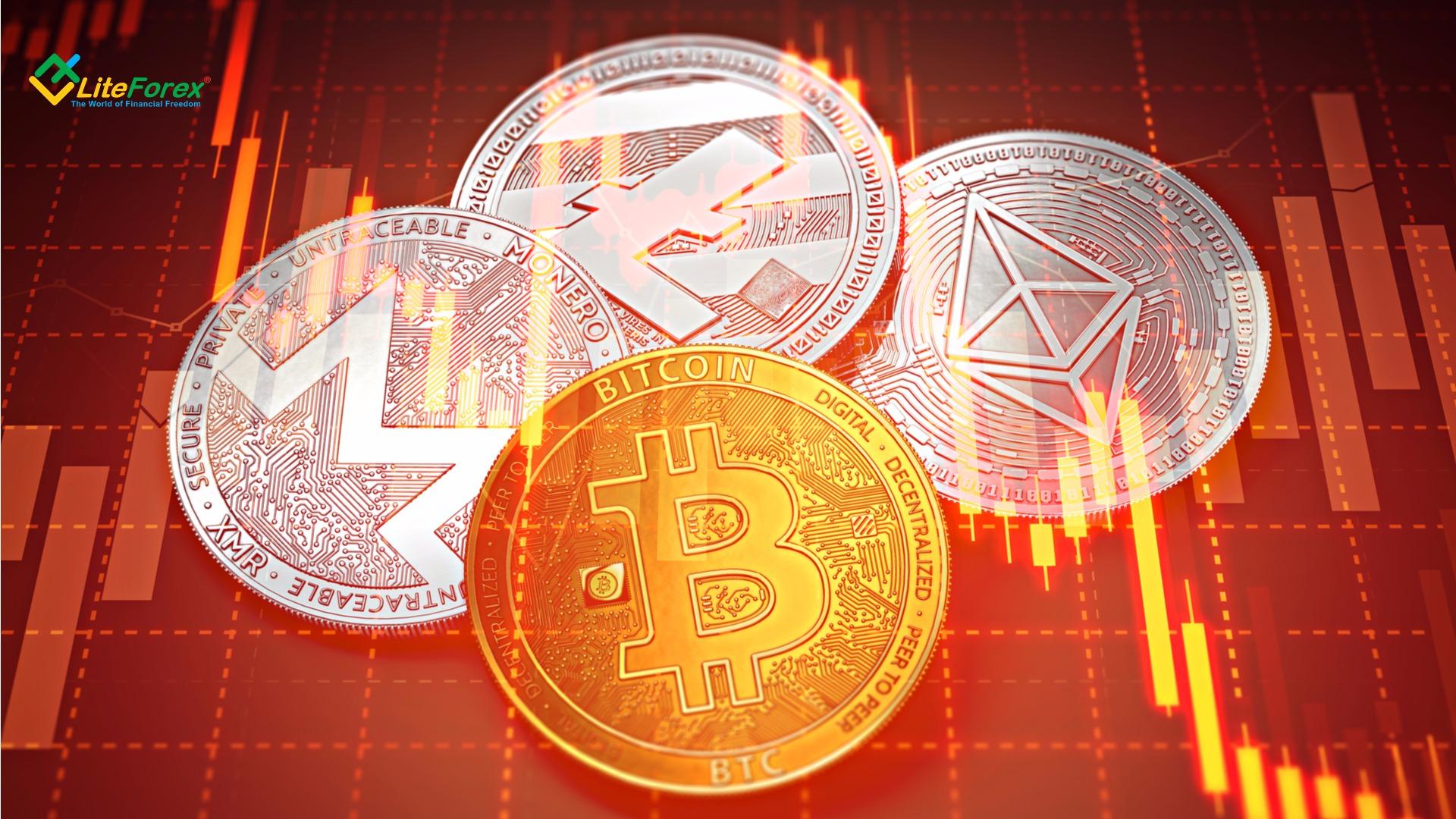 In LiteForex adesso ce la possibilità di depositare e prelevare fondi in criptovaluta
